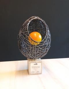 Jajo - Podziękowanie - Cargill