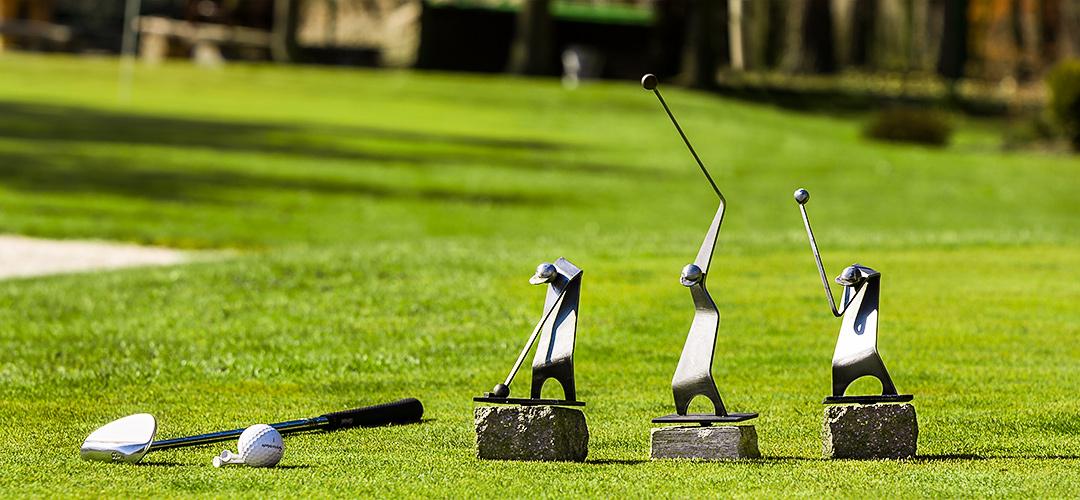 Statuetki i nagrody golfowe - MIW Design