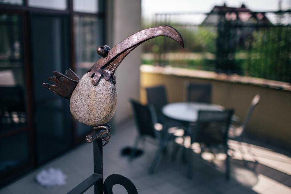 Rzeźby ogrodowe - Dekoracje Ogrodowy - Ptaki