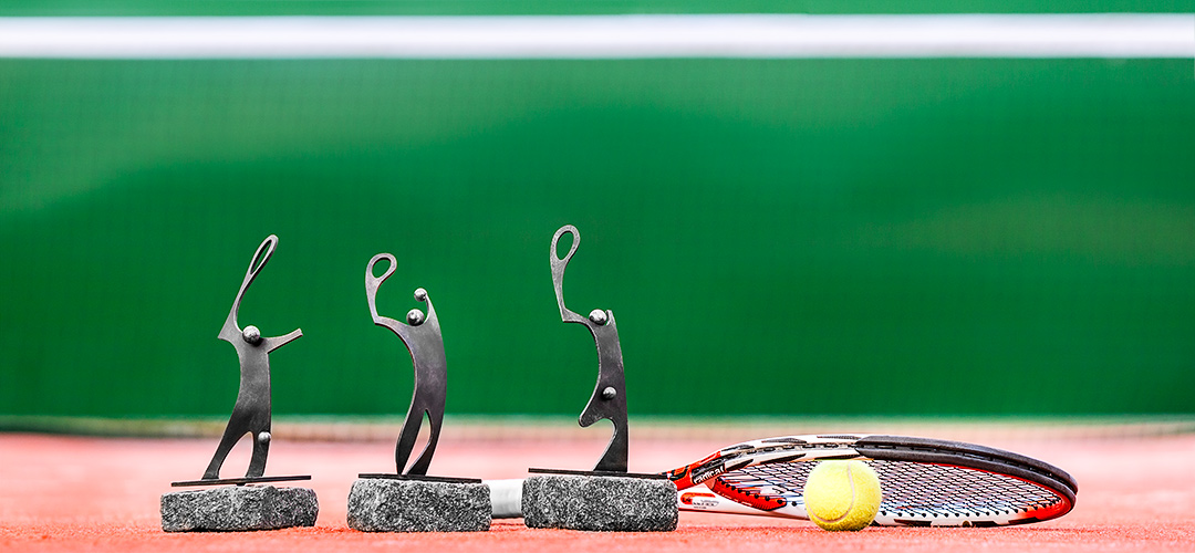 Trophies and Tenis awards - MIW Design