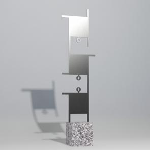 statuetka gimnastyczna - Gimnastyka w kwadracie 2 - Nagrody - MIW Design