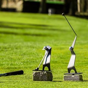 Nagroda golfowa - Statuetka Golfista 8 - Nagrody - MIW Design