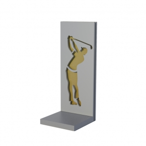 Golfista medalowy - Nagrody - MIW Design