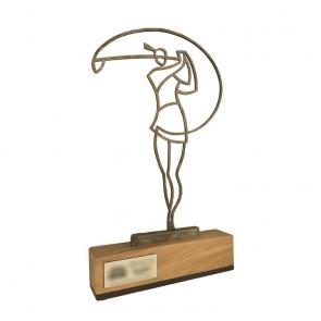 Nagroda Golfowa - Golfistka 1 - Nagrody - MIW Design