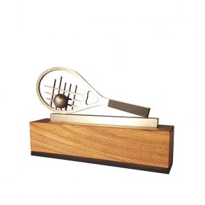 Tennis Trophy - Racket 1 - Nagrody - MIW Design