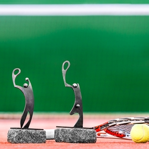 Statuetka tenisowa - Nagroda Tenis ziemny 2 - Nagrody - MIW Design
